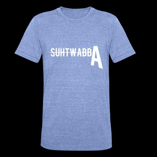 Suhtwabba FRESH - Bella + Canvasin unisex Tri-Blend t-paita.