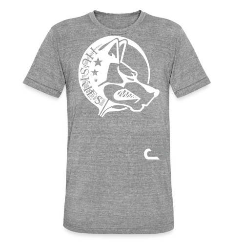 CORED Emblem - Unisex Tri-Blend T-Shirt by Bella & Canvas