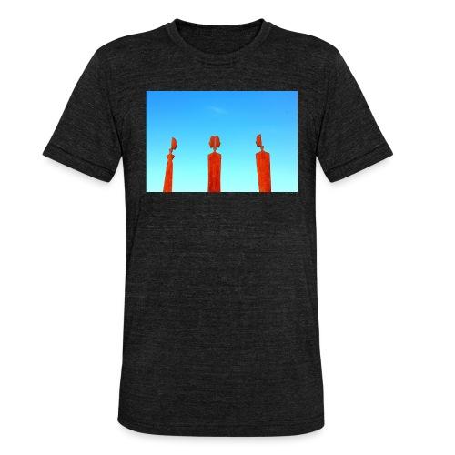 Sahara - Unisex Tri-Blend T-Shirt by Bella & Canvas
