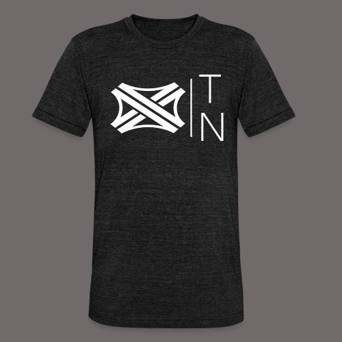 Tregion logo Small - Unisex Tri-Blend T-Shirt by Bella & Canvas