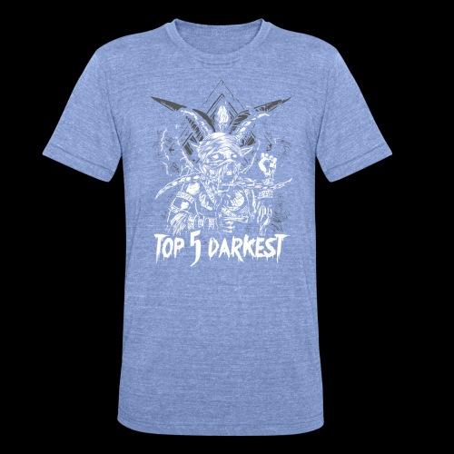 Top 5 Darkest - Unisex Tri-Blend T-Shirt by Bella & Canvas