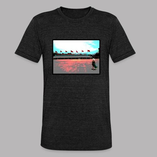 Ho Chi Minh - Unisex Tri-Blend T-Shirt by Bella + Canvas