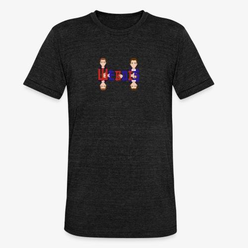 Webdis - T-shirt chiné Bella + Canvas Unisexe