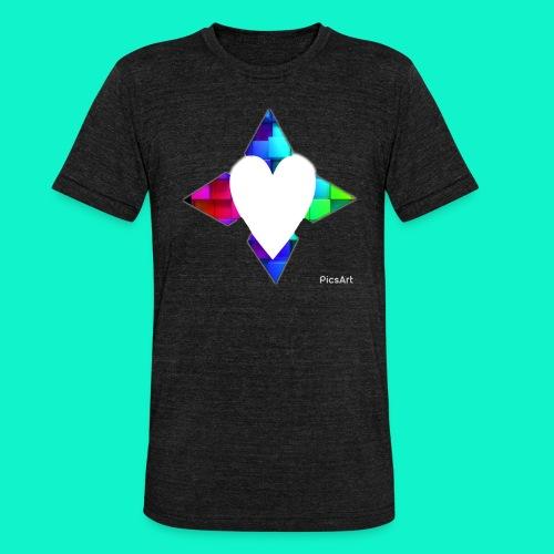 4lof - Unisex tri-blend T-shirt van Bella + Canvas