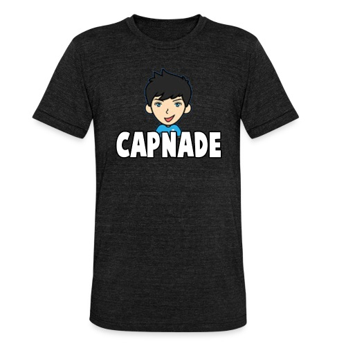 Basic Capnade's Products - Unisex Tri-Blend T-Shirt by Bella & Canvas
