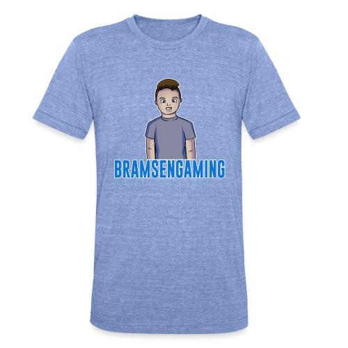 BramsenGaming 2017 - Unisex tri-blend T-shirt fra Bella + Canvas