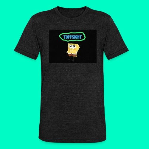 Topsight - Triblend-T-shirt unisex från Bella + Canvas