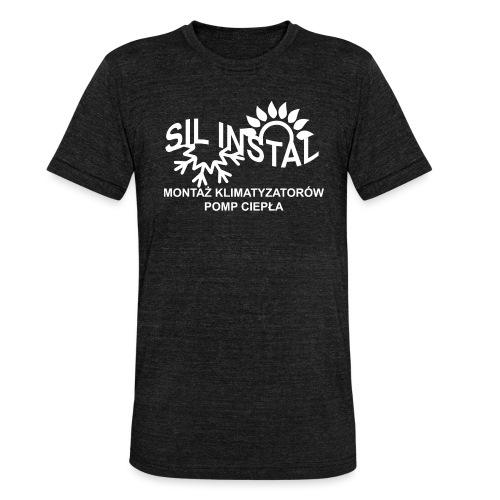 sil instal - Koszulka Bella + Canvas triblend – typu unisex