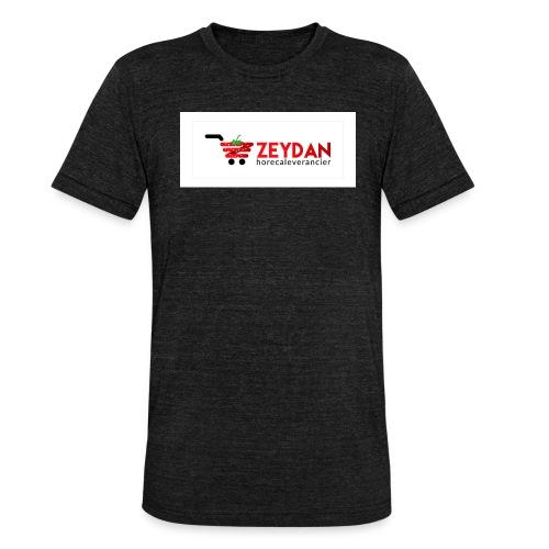 Zeydan - Unisex tri-blend T-shirt van Bella + Canvas