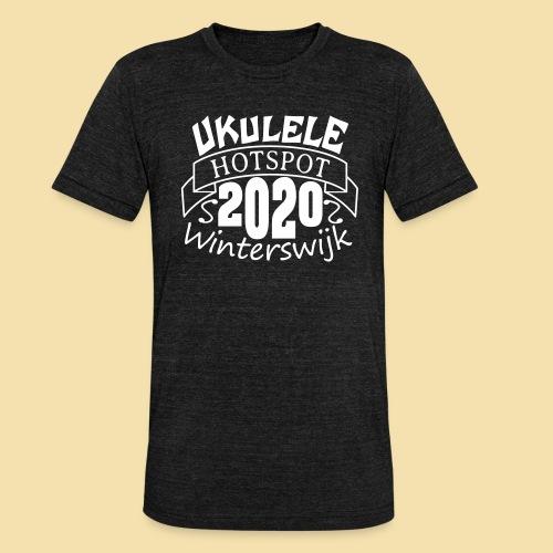 WW2020 - Unisex Tri-Blend T-Shirt von Bella + Canvas
