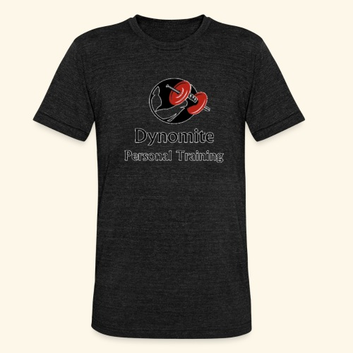 Dynomite Personal Training - Unisex Tri-Blend T-Shirt by Bella & Canvas