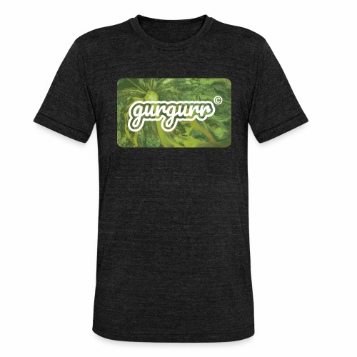 Poison Pigeon - Unisex Tri-Blend T-Shirt von Bella + Canvas