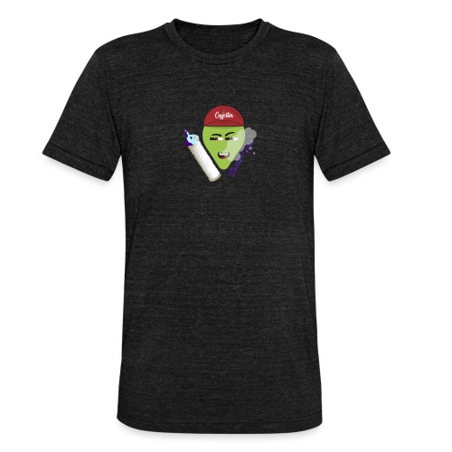 Budgie bukket vibes - Camiseta Tri-Blend unisex de Bella + Canvas