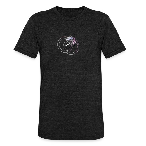 BE_COOL - Triblend-T-shirt unisex från Bella + Canvas