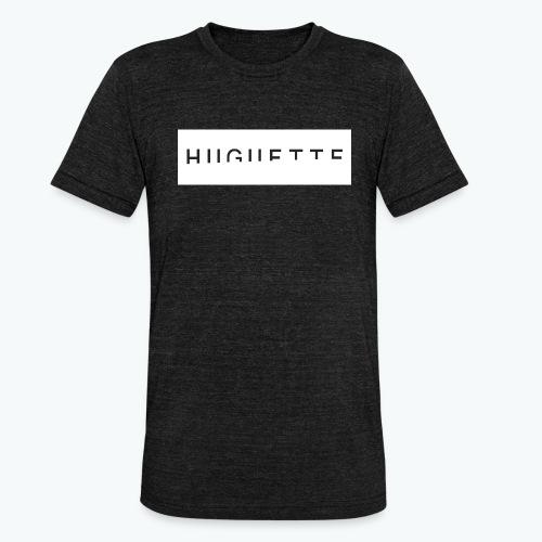 Huguette - T-shirt chiné Bella + Canvas Unisexe