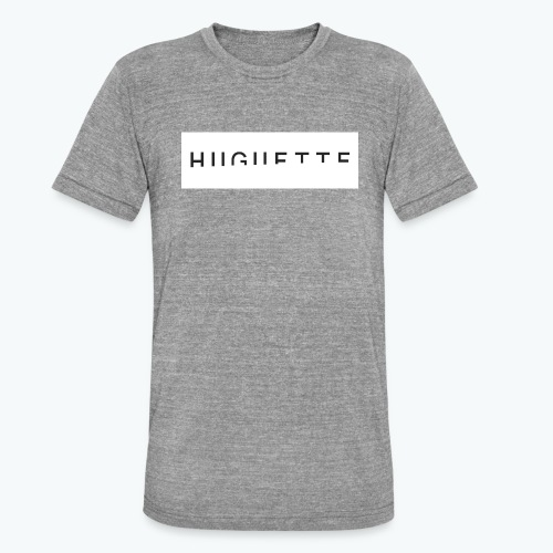 Huguette - T-shirt chiné Bella + Canvas Unisexe