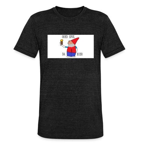 BIER KUT! - Unisex tri-blend T-shirt van Bella + Canvas