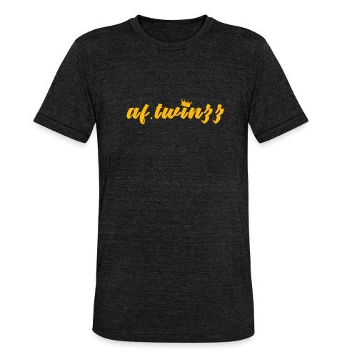 af.twinzz Clothing - Unisex Tri-Blend T-Shirt by Bella & Canvas