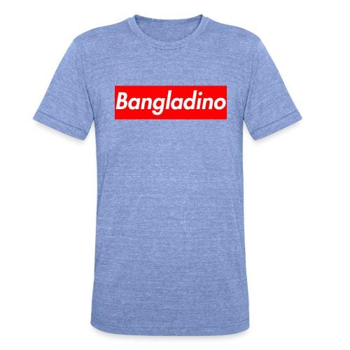 Bangladino - Maglietta unisex tri-blend di Bella + Canvas