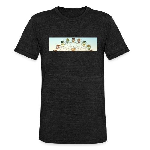 header_image_cream - Unisex Tri-Blend T-Shirt by Bella + Canvas