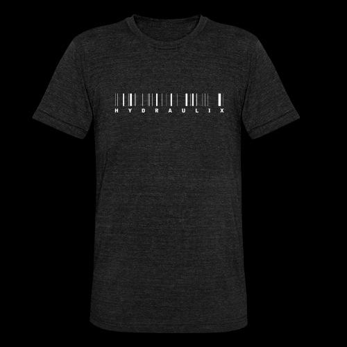 HYDRAULIX LOGO - Unisex Tri-Blend T-Shirt by Bella & Canvas