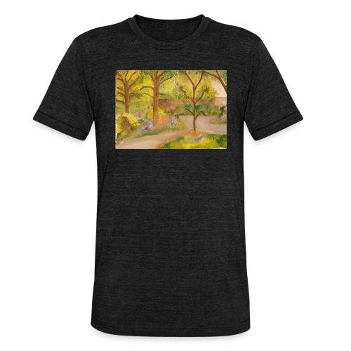 pat 1 - Unisex Tri-Blend T-Shirt by Bella + Canvas