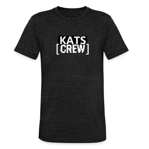 KATS CREW Logo - Koszulka Bella + Canvas triblend – typu unisex