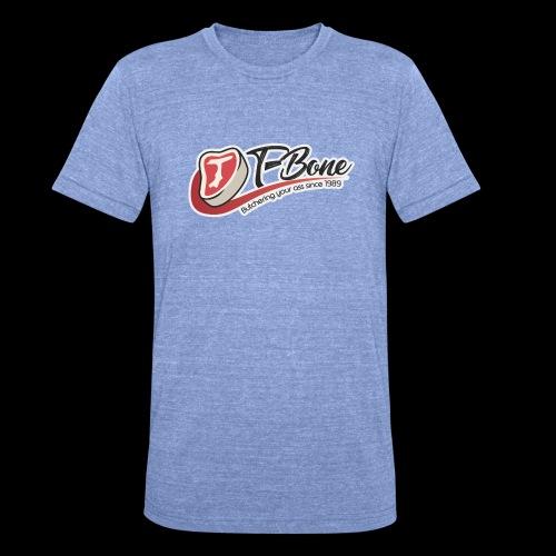 ulfTBone - Unisex tri-blend T-shirt van Bella + Canvas