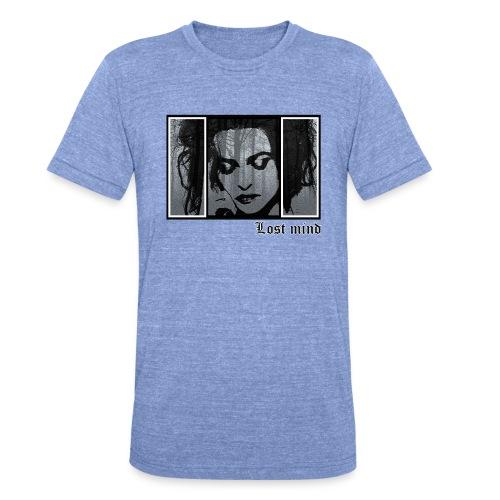 LOST MIND - Camiseta Tri-Blend unisex de Bella + Canvas