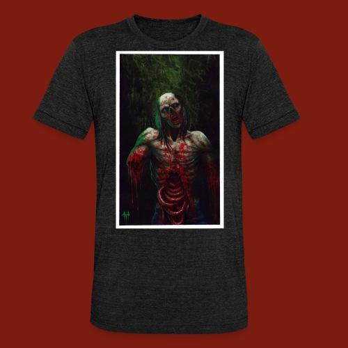 Zombie's Guts - Unisex Tri-Blend T-Shirt by Bella & Canvas