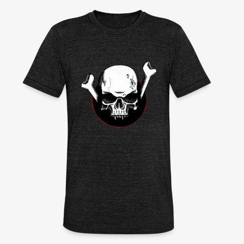 Dust N Bones - Unisex Tri-Blend T-Shirt by Bella & Canvas