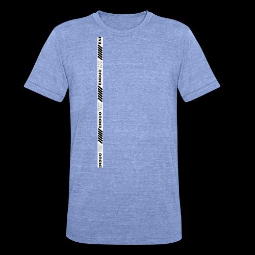 ENDUO independent - T-shirt chiné Bella + Canvas Unisexe