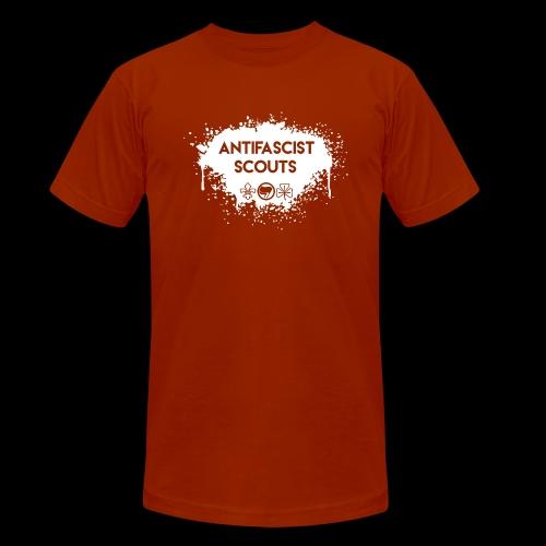 Antifascist Scouts - Unisex Tri-Blend T-Shirt by Bella + Canvas