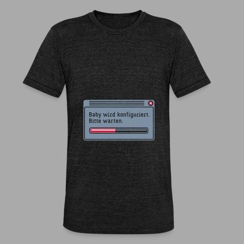 Nerdmutter - Unisex Tri-Blend T-Shirt von Bella + Canvas