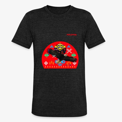 AIGLE PERCEPTION - PERCEPTION CLOTHING - T-shirt chiné Bella + Canvas Unisexe