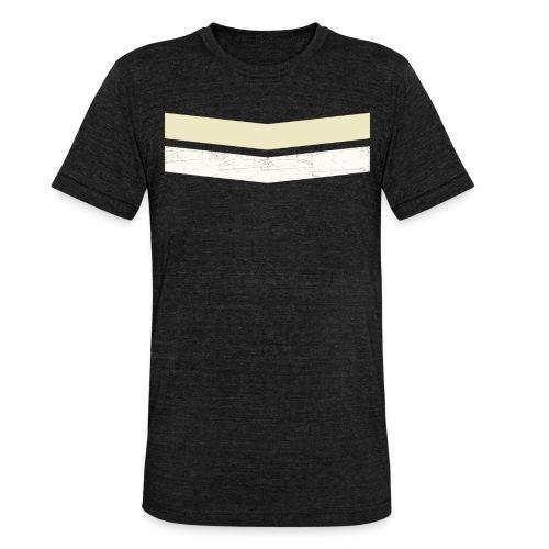 Franjas - Cool - Camiseta Tri-Blend unisex de Bella + Canvas