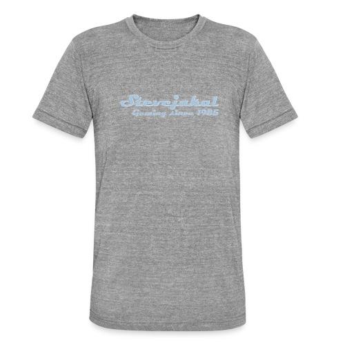 Stevejakal Merchandise - Unisex Tri-Blend T-Shirt von Bella + Canvas