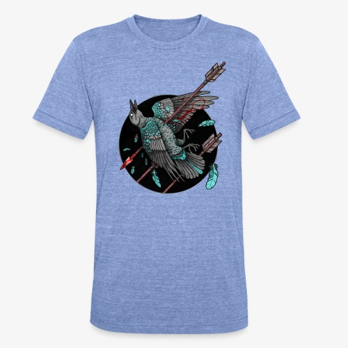 Tender Surrender - Unisex Tri-Blend T-Shirt by Bella & Canvas