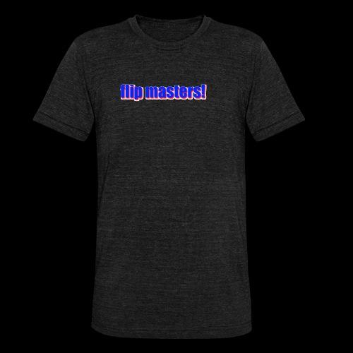 sappig - Unisex tri-blend T-shirt van Bella + Canvas