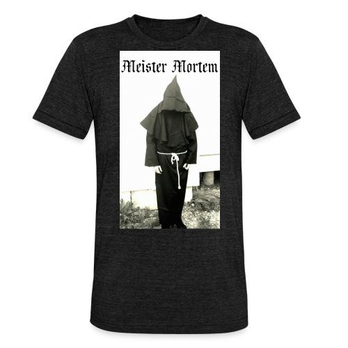 Die schwarzen Priester - Unisex Tri-Blend T-Shirt von Bella + Canvas