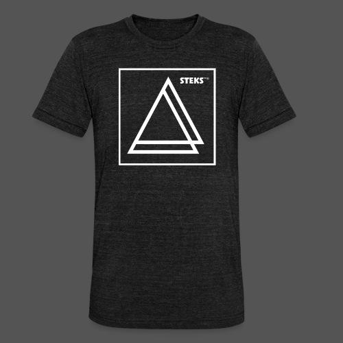 STEKS™ - Unisex tri-blend T-shirt van Bella + Canvas