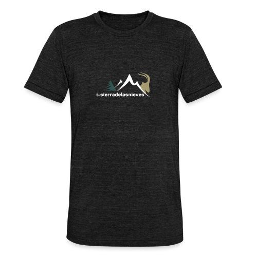 i-sierradelasnieves.com - Camiseta Tri-Blend unisex de Bella + Canvas