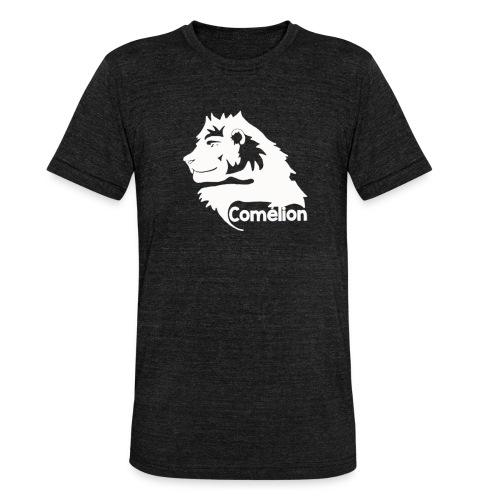 Comélion marque - T-shirt chiné Bella + Canvas Unisexe