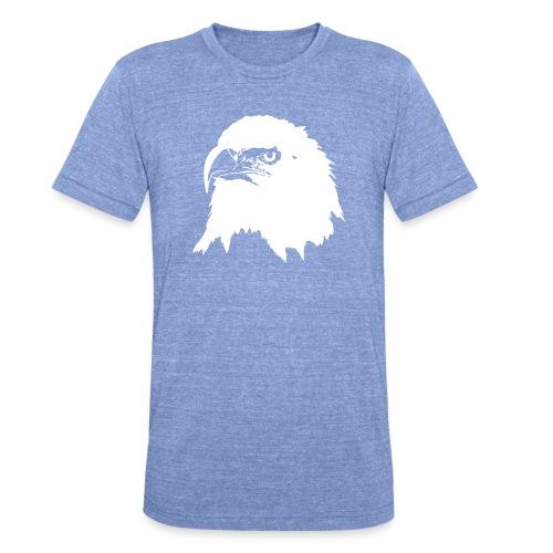 Steinadler - Unisex Tri-Blend T-Shirt von Bella + Canvas