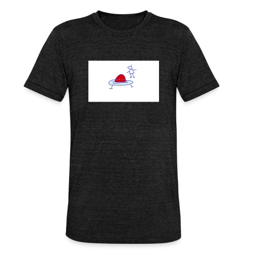 Project 3 - Camiseta Tri-Blend unisex de Bella + Canvas