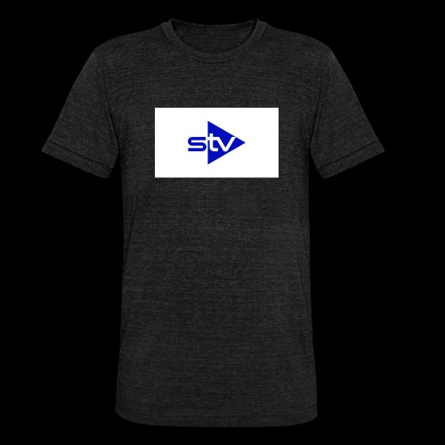 Skirä television - Triblend-T-shirt unisex från Bella + Canvas
