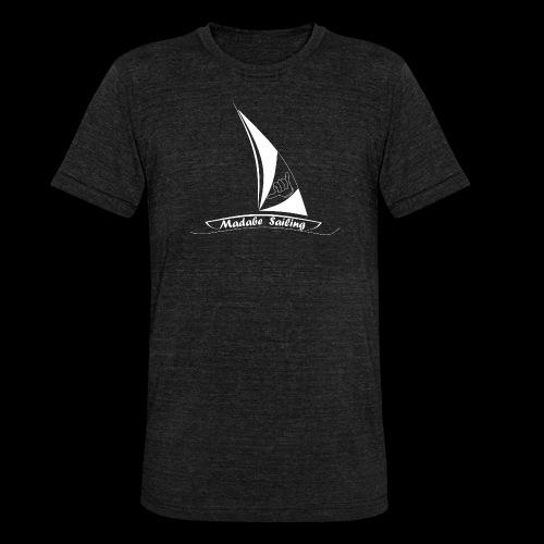 Madabe Sailing3 - Unisex Tri-Blend T-Shirt von Bella + Canvas
