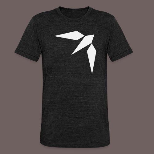 GBIGBO zjebeezjeboo - Rock - Hirondelle - T-shirt chiné Bella + Canvas Unisexe