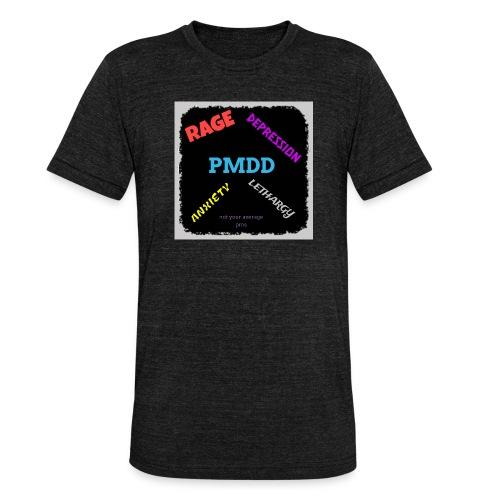 Pmdd symptoms - Unisex Tri-Blend T-Shirt by Bella & Canvas
