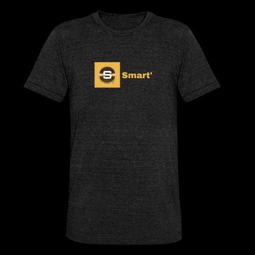 Smart' ORIGINAL Limited Editon - Unisex Tri-Blend T-Shirt by Bella + Canvas
